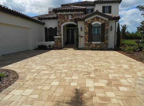 Driveway Paver Installation and Styles in West Palm Beach
