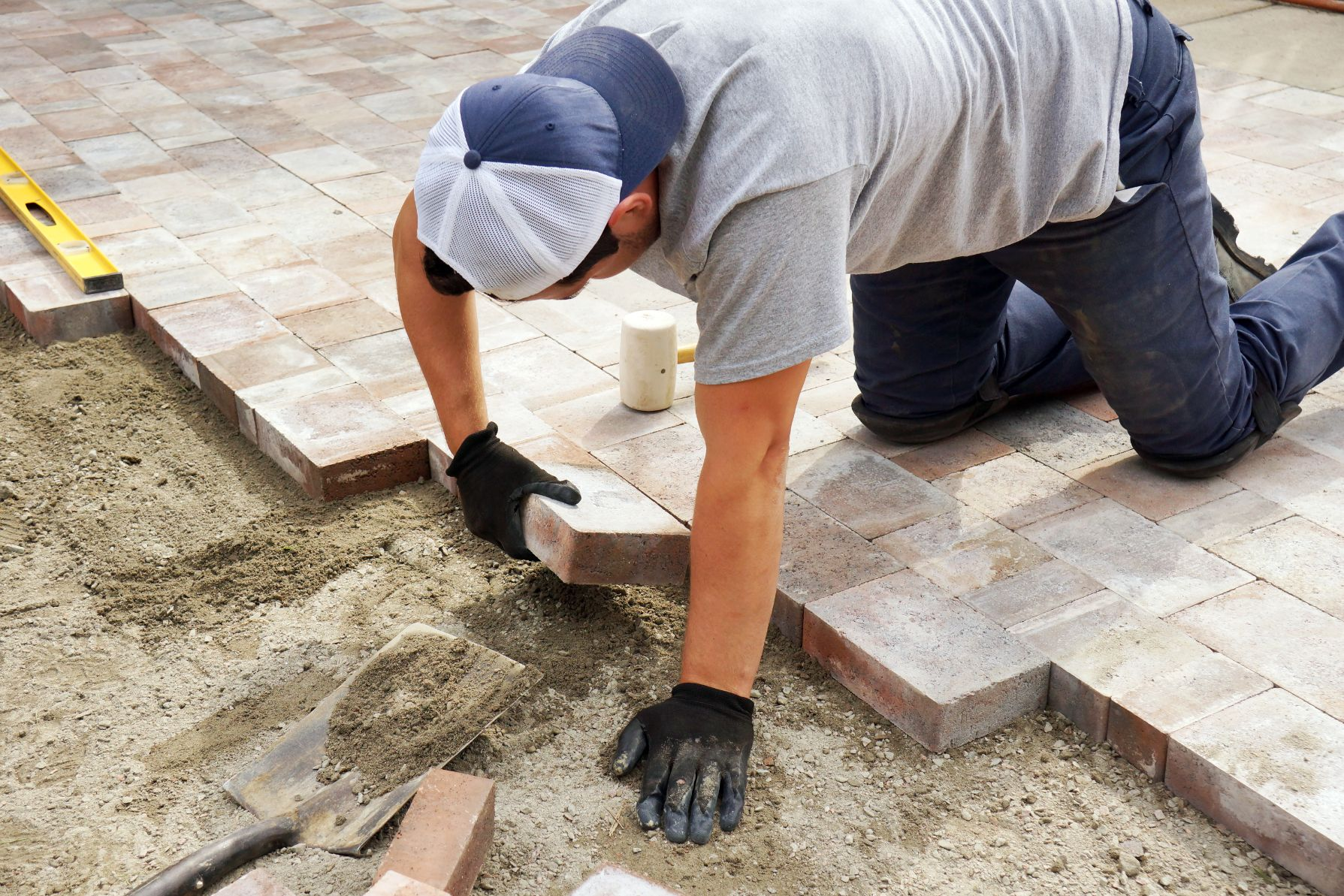 Paver Installation Services in West Palm Beach